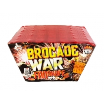 Brocade war  49 strel / 25mm – fan shape - Ognjemetna baterija