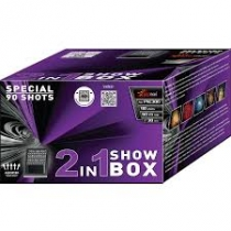 Show Box 2v1 90 strel / 30mm